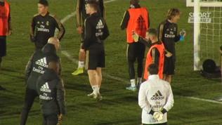 Allenamento aperto, il Real Madrid abbraccia i tifosi