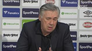 """Everton, Ancelotti: """"Guardiola un genio"""""""