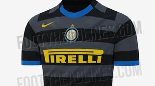 Una terza maglia Fenomenale: ecco l'Inter nel 2020/21