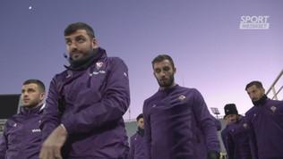 In 8mila per festeggiare l'anno con la Fiorentina