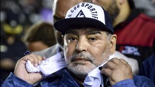 Riecco Maradona: può essere il ct del Venezuela