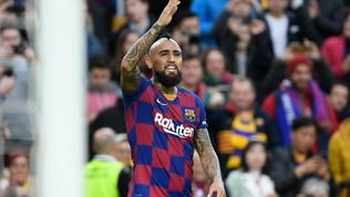 Liga, respinta la denuncia di Vidal al Barcellona