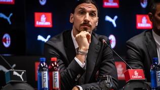"""Milan, èl'Ibra-day: """"Spero di giocare subito"""""""