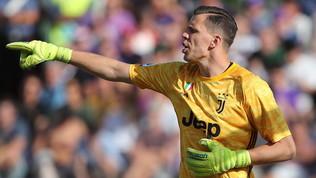 """Szczesny: """"Subiamo troppi gol. Colpo Kulusevski, occhio alla Roma"""""""