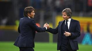 """Oriali: """"L'Inter la mia famiglia. Conte fuoriclasse: siamo oltre le aspettative"""""""