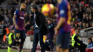"""Valverde: """"Vidal? Ci penserà il club. Dani Olmo grande giocatore..."""""""