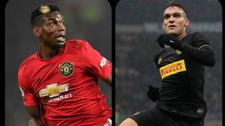Inter, vendetta per Kulusevski: chiesto Pogba allo United