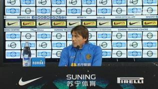 """Inter,""""""""Conte: """"Di mercato non parlo. Stimo Gattuso"""""""