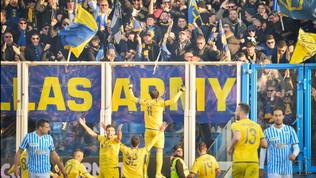 Serie A, Spal-Verona 0-2: Pazzini e Stepinski sbancano Ferrara, Semplici nei guai