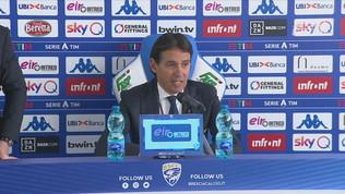 """Lazio,""""Inzaghi: """"Il Brescia ci ha bloccato"""""""