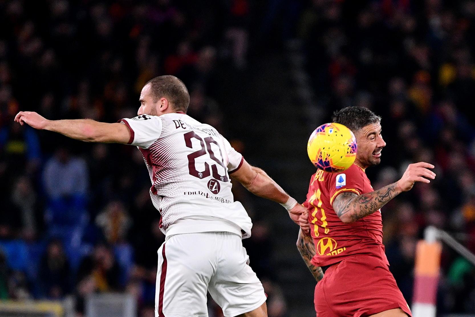 Nel terzo anticipo della 18a giornata di Serie A, il Torino batte 2-0 la Roma, si rilancia in campionato e frena la corsa dei giallorossi. Il grande p...