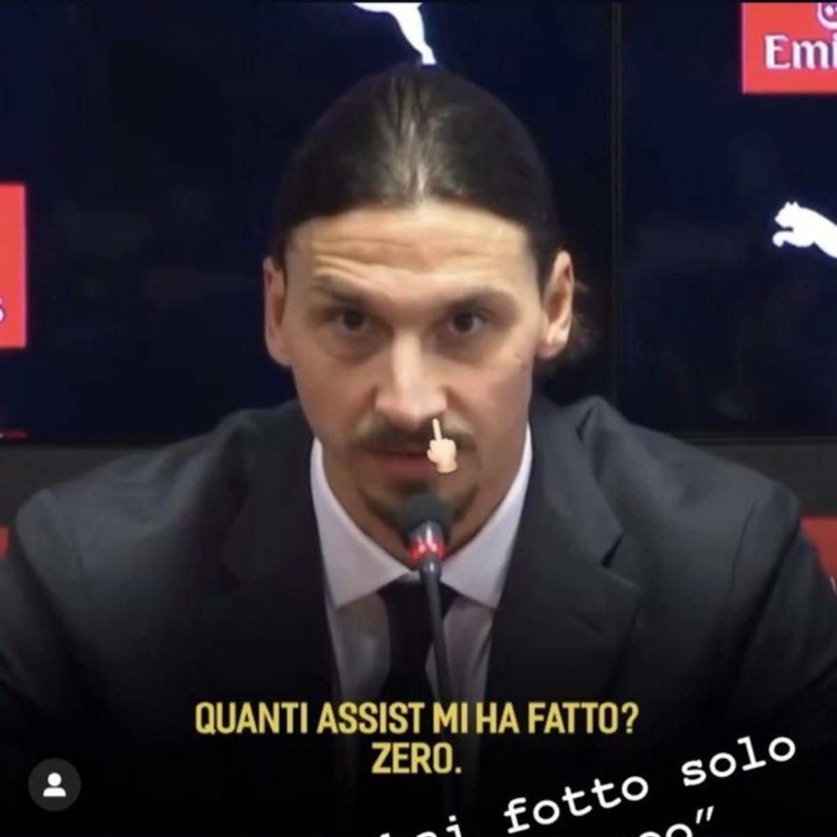 Milan, la moglie di Nocerino risponde a Ibrahimovic su Instagram