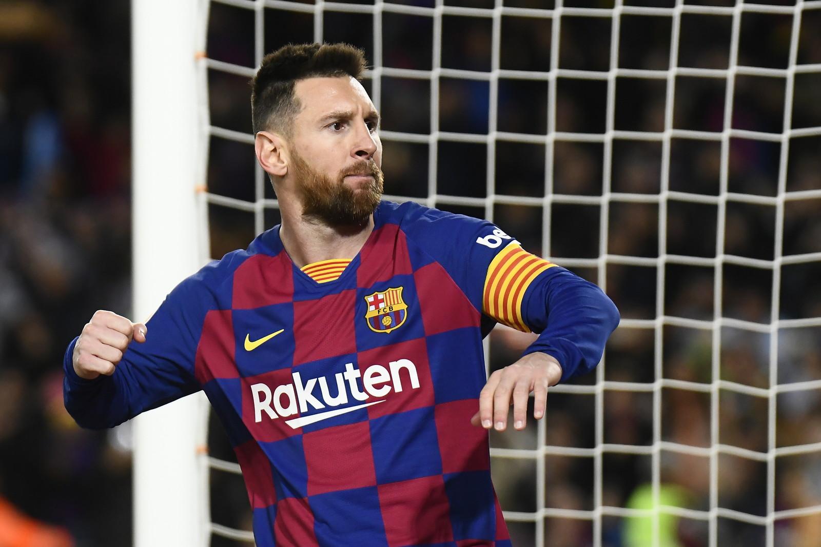 10. Lionel Messi, Barcellona (14 gol, 28 punti)