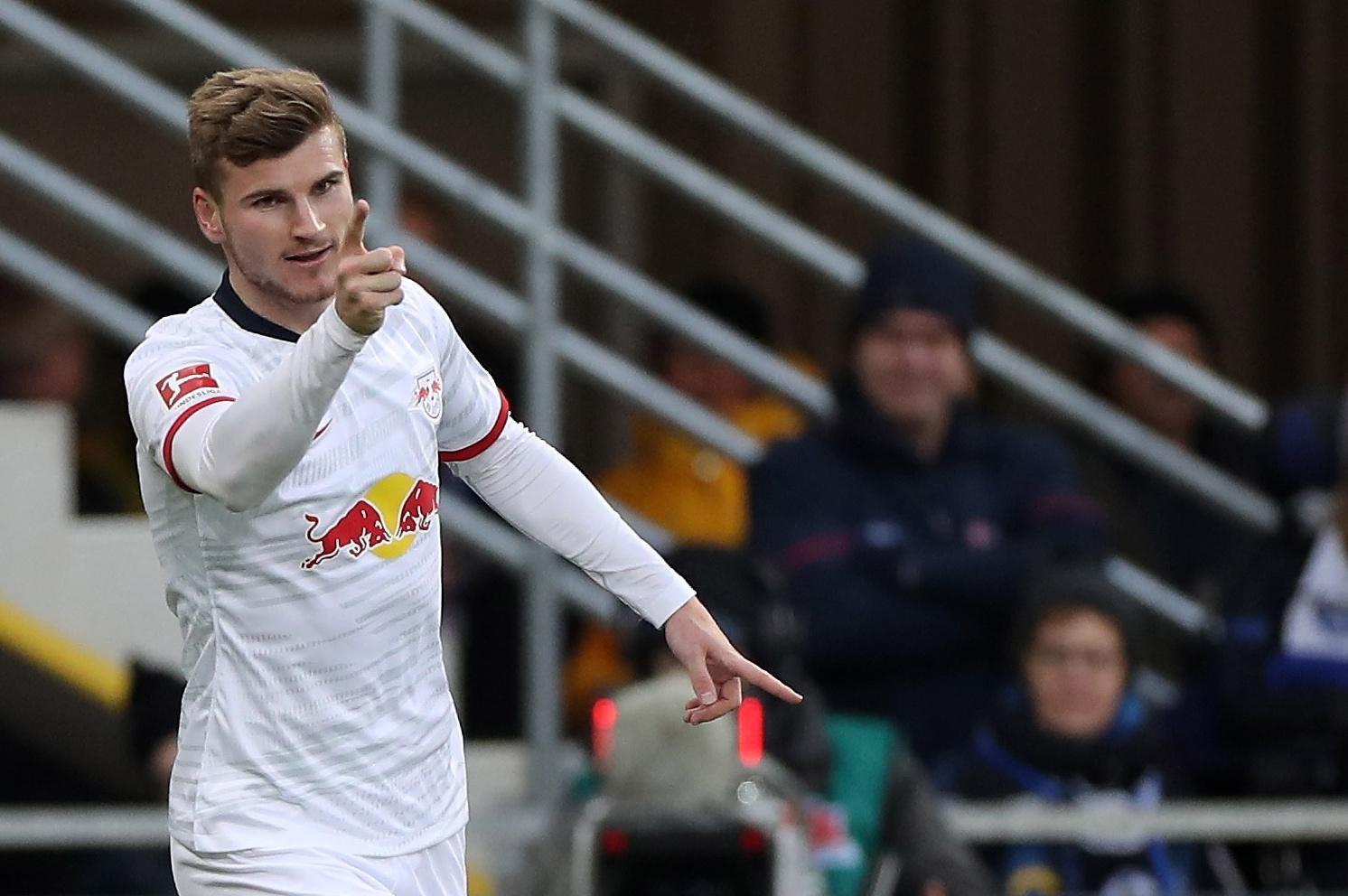 2. Timo Werner, Lipsia (20 gol, 40 punti)