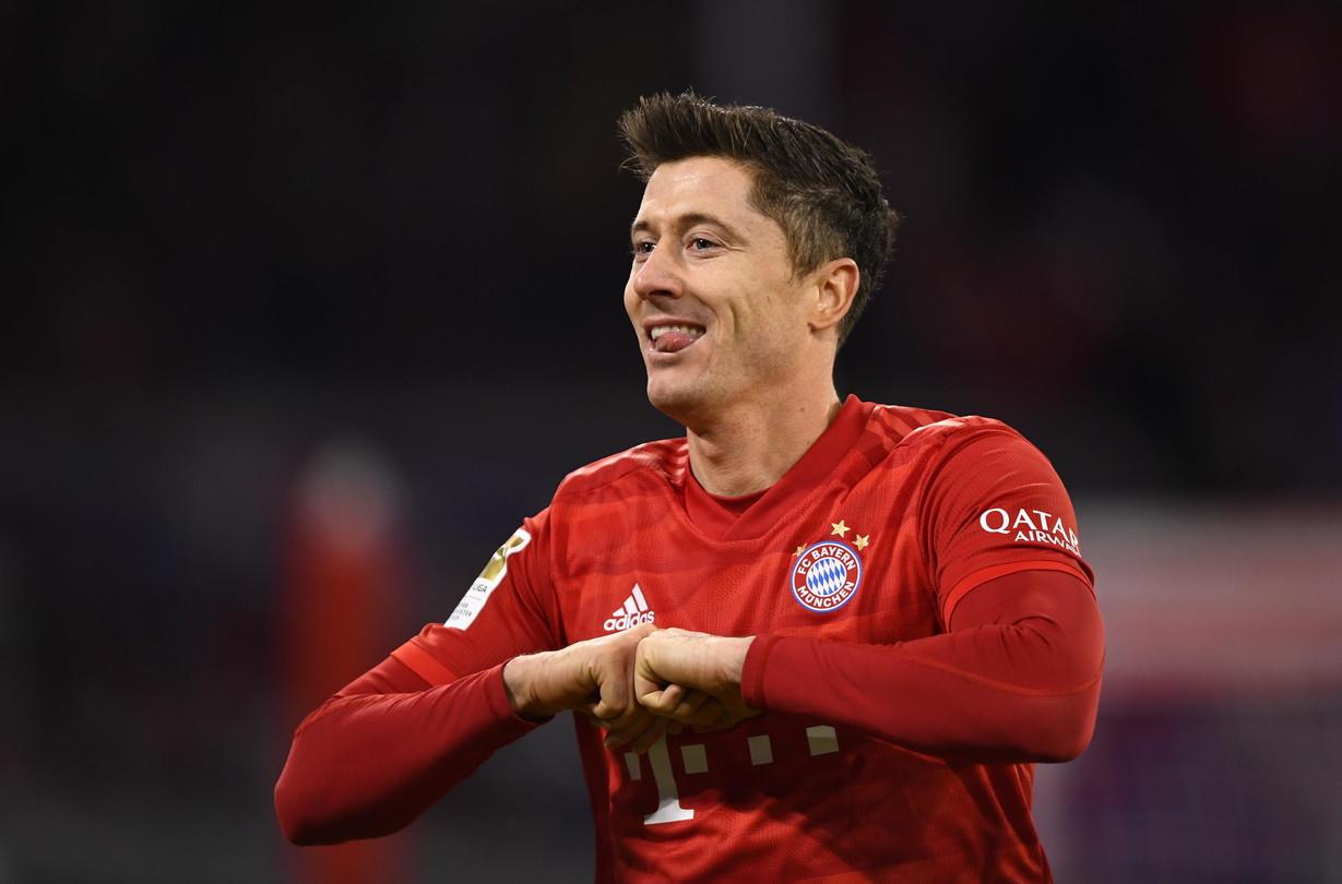 2. Robert Lewandowski, Bayern Monaco (20 gol, 40 punti)