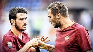 """Roma, """"Vendete Florenzi"""": giallo sul like di Totti"""