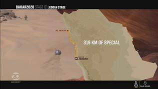 Speciale Dakar 2020: gli highlights della prima tappa