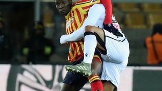 Lecce-Udinese, le foto del match