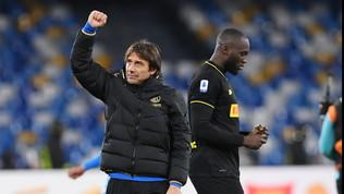 """Conte ai critici: """"Continuate a dire che Lukakuè una pippa"""""""