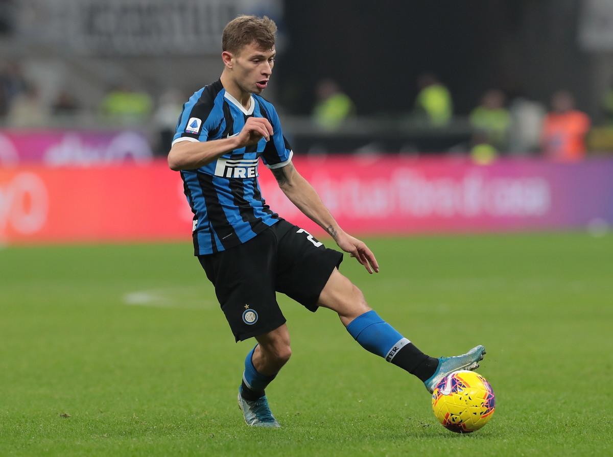 Nicolò Barella (Inter): 82,1 milioni di euro