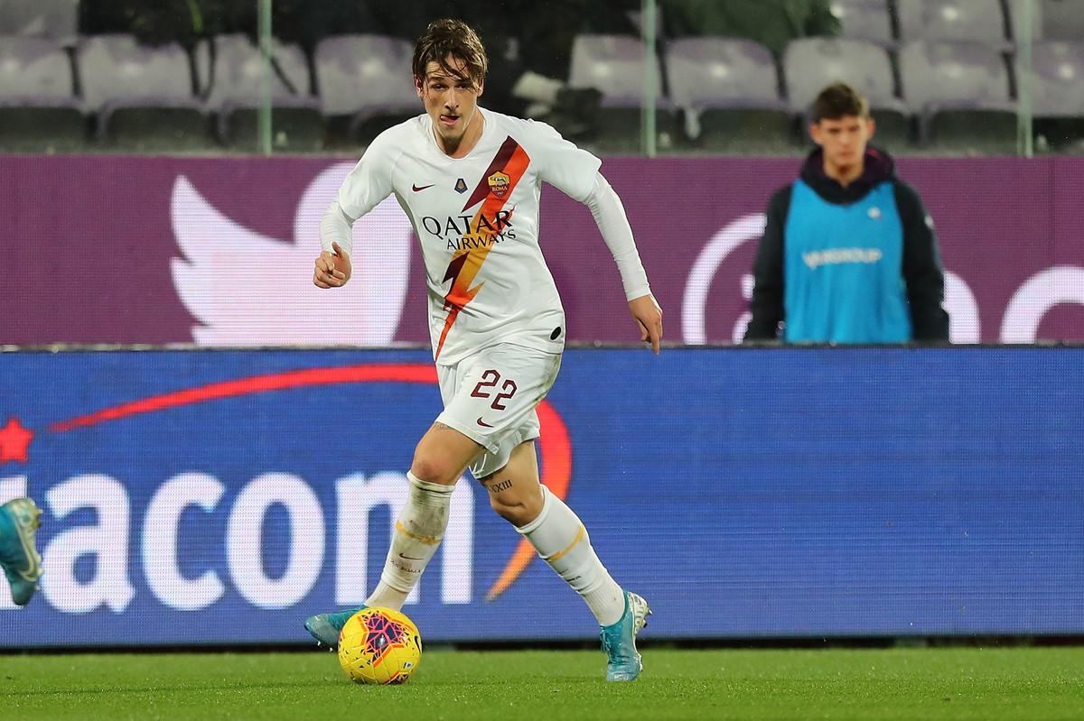 Nicolò Zaniolo (Roma): 86,3 milioni di euro