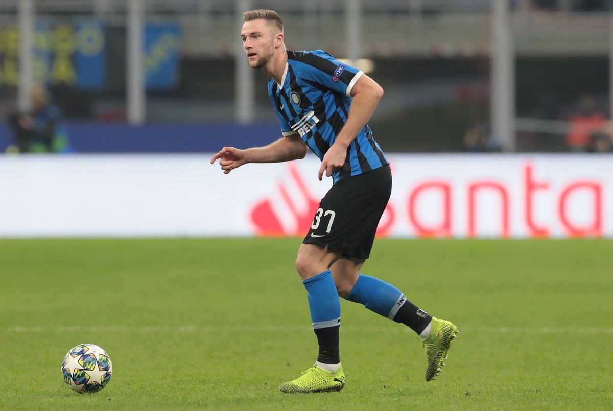 Milan Skriniar (Inter): 70,2 milioni di euro