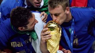 Lascia anche De Rossi: ecco cosa fanno gli Azzurri del 2006