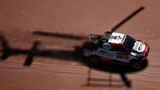 La Dakar entra nel vivo: le foto della terza tappa