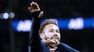 """Neymar: """"Sarebbe bello giocare con Ibra"""""""
