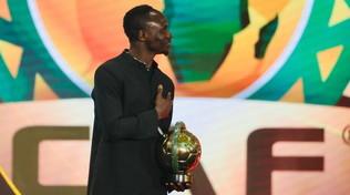 ManéPallone d'Oro africano, Koulibaly nella top 11