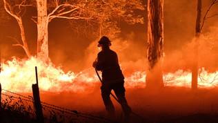 L'Australia continua a bruciare: sarà uno slam indoor?