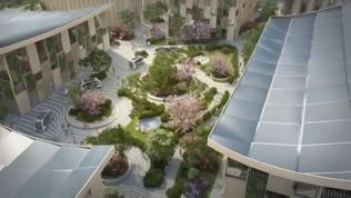 La città del futuro secondo Toyota: 70 ettari alle pendici del Fuji
