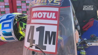 "Dakar 2020, Cerutti: ""Una speciale tosta, ultimo 60 km duri"""