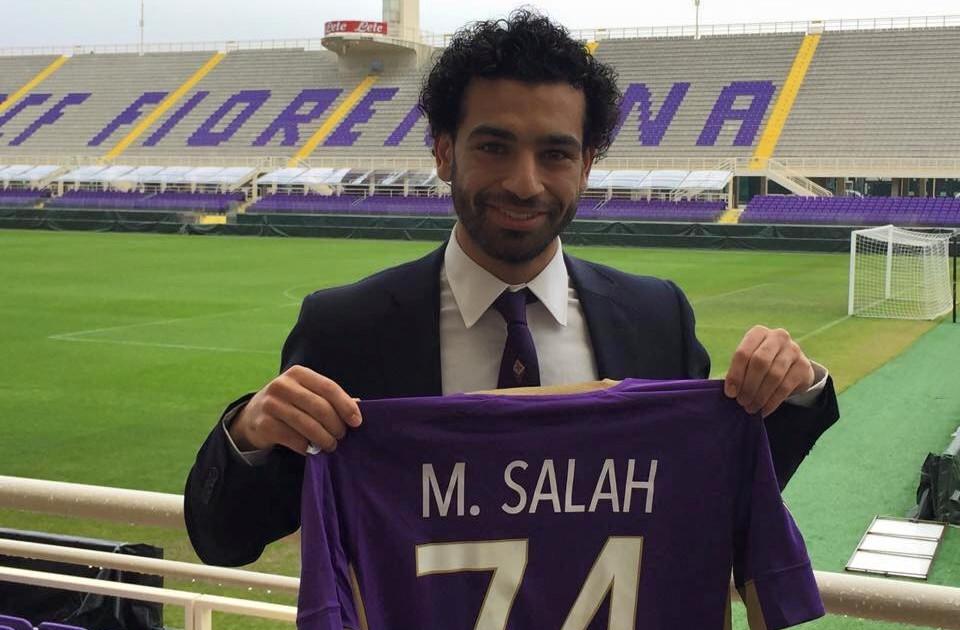 1 - Mohamed Salah - dal Chelsea alla Fiorentina nel 2015