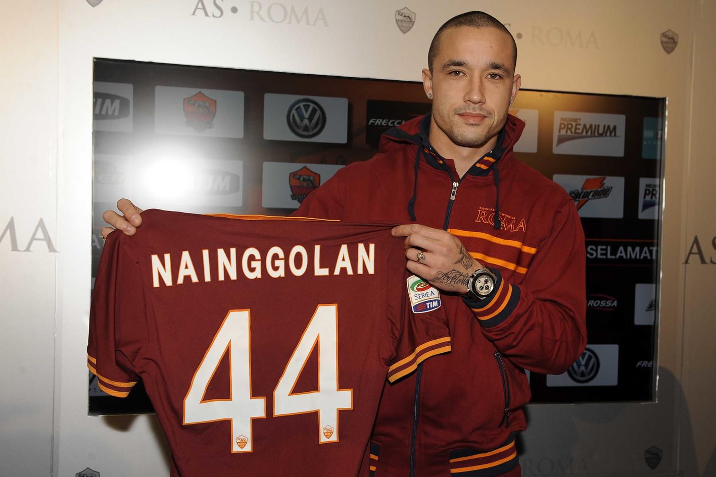 2 - Radja Nainggolan - dal Cagliari alla Roma nel 2014