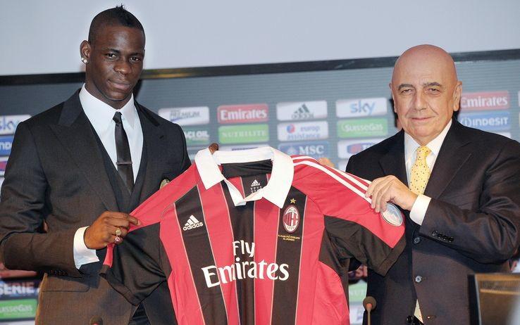 4 - Mario Balotelli - dal City al Milan nel 2013