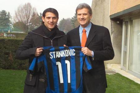 6 - Dejan Stankovic - Dalla Lazio all'Inter nel 2004