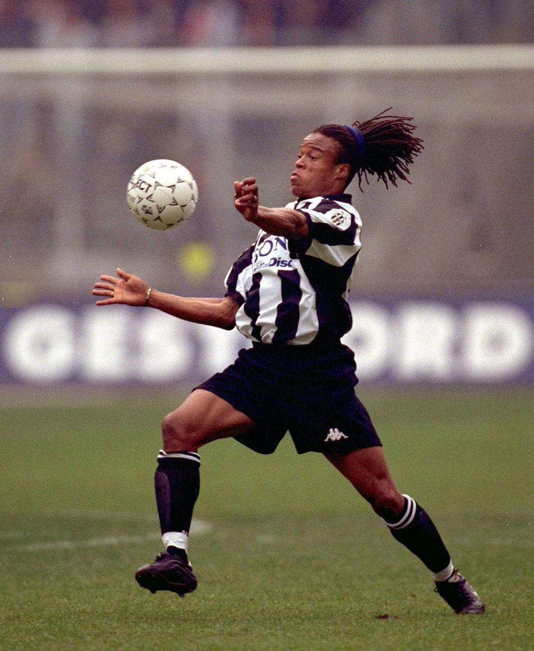 7 - Edgar Davids - Dal Milan alla Juventus nel 1998