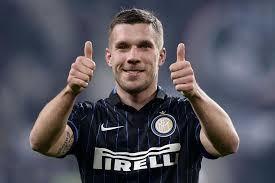 3 - Lukas Podolski (Inter 2015)