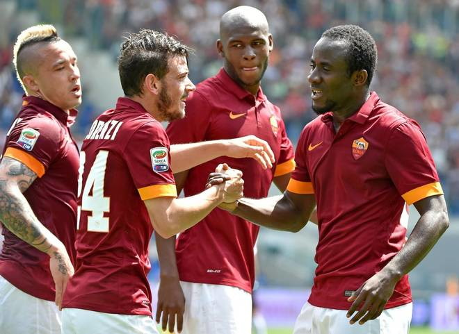 5 - Doumbia e Ibarbo (Roma 2015)