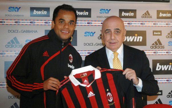 10 - Amantino Mancini (Milan 2010)