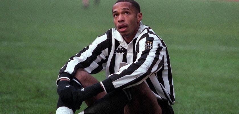 Fuori categoria - Thierry Henry (Juventus 1999)