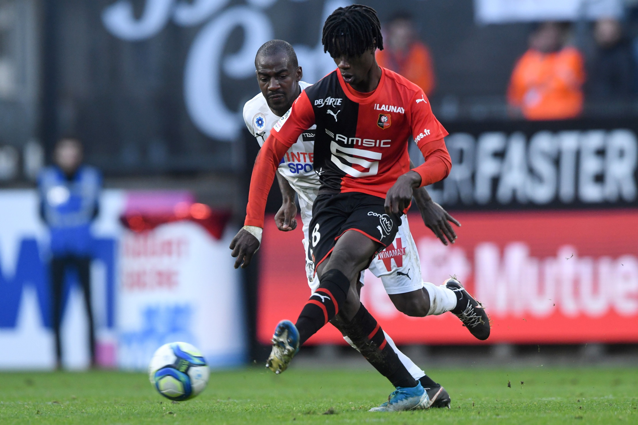 Eduardo Camavinga (Rennes): 47,6 milioni