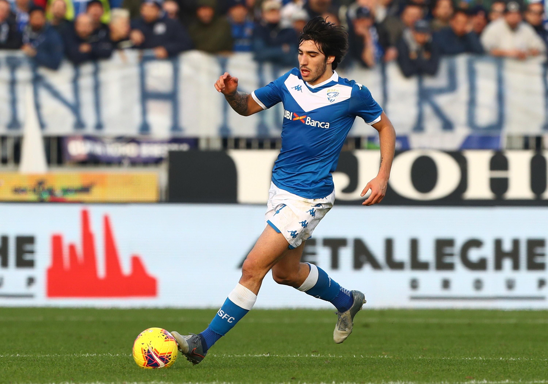 Sandro Tonali (Brescia): 41,2 milioni