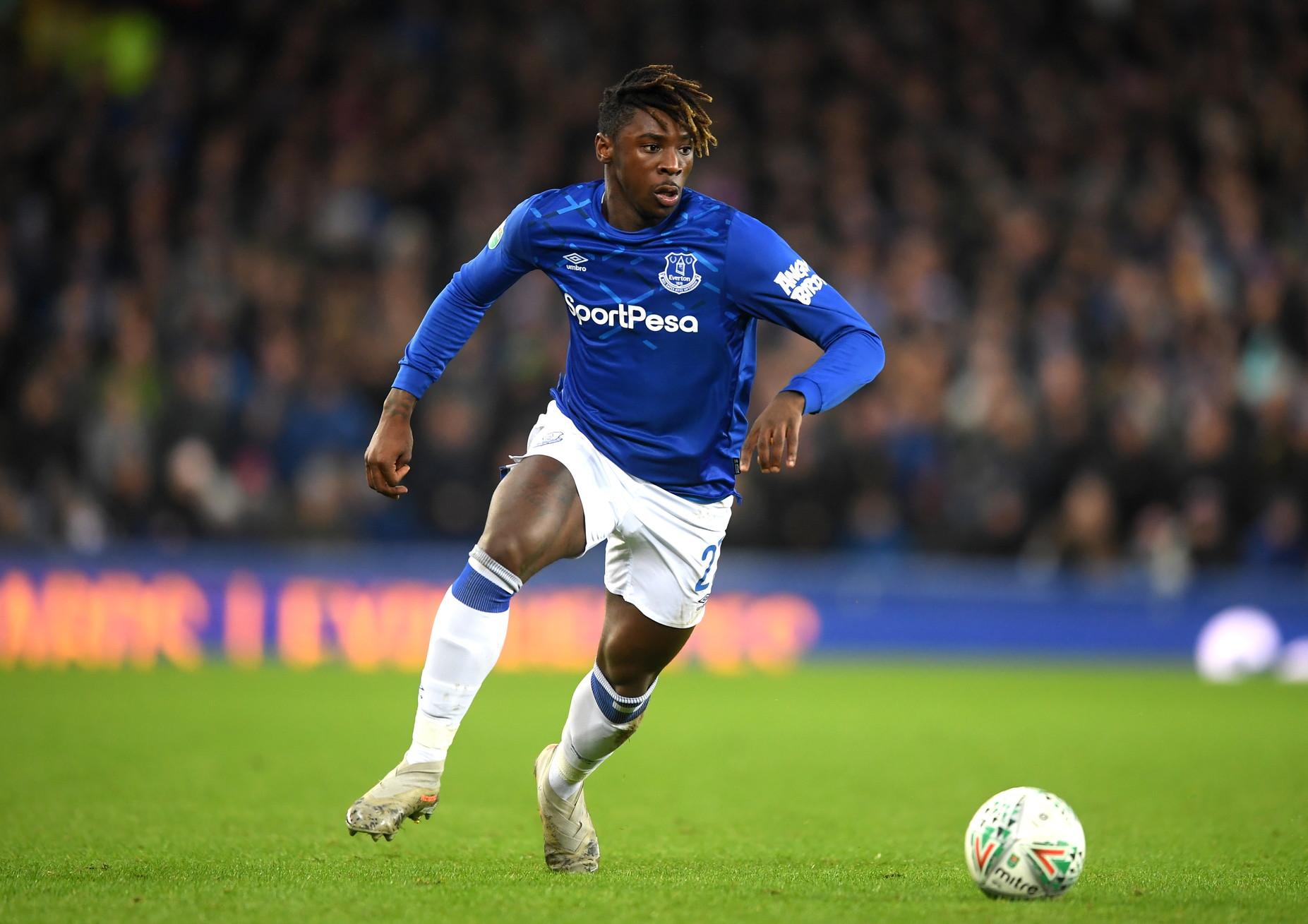 Moise Kean (Everton): 56,2 milioni