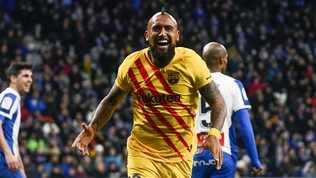 """Valverde gela l'Inter: """"Conto su Vidal, resta con noi"""""""