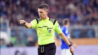 Arbitri Serie A: Rocchi per Inter-Atalanta, Irrati al Var