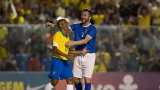 Italia-Brasile 1-0: agli Azzurri la rivincita di Usa 1994