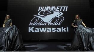 Kawasaki Puccetti si svela al Motor Bike Expo