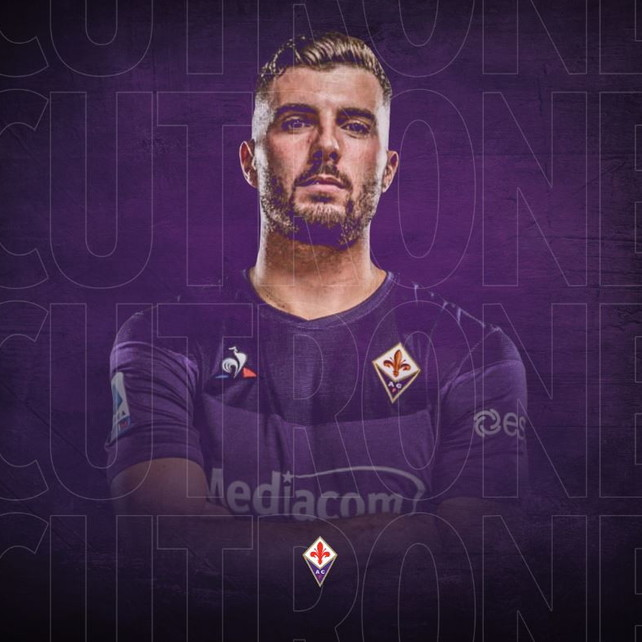 Fiorentina, ufficiale Cutrone: prestito biennale